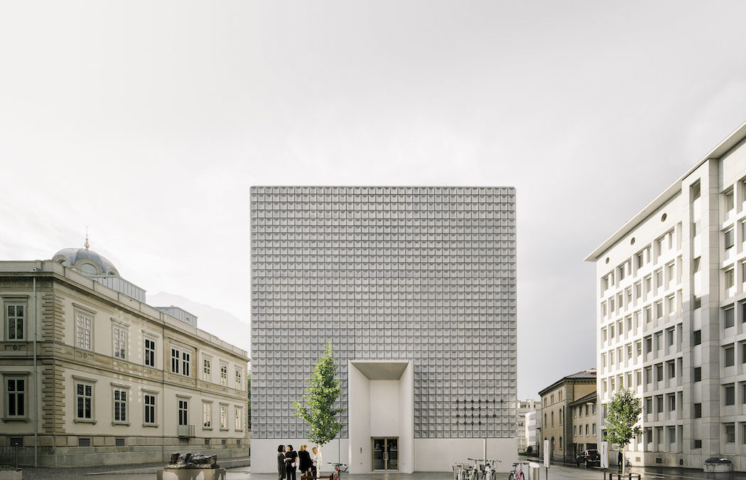 THE BUNDNER KUNSTMUSEUM