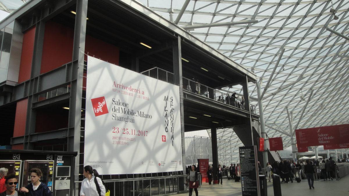 Sergio Mattarella inaugura la 56ª edizione del Salone del Mobile di Milano