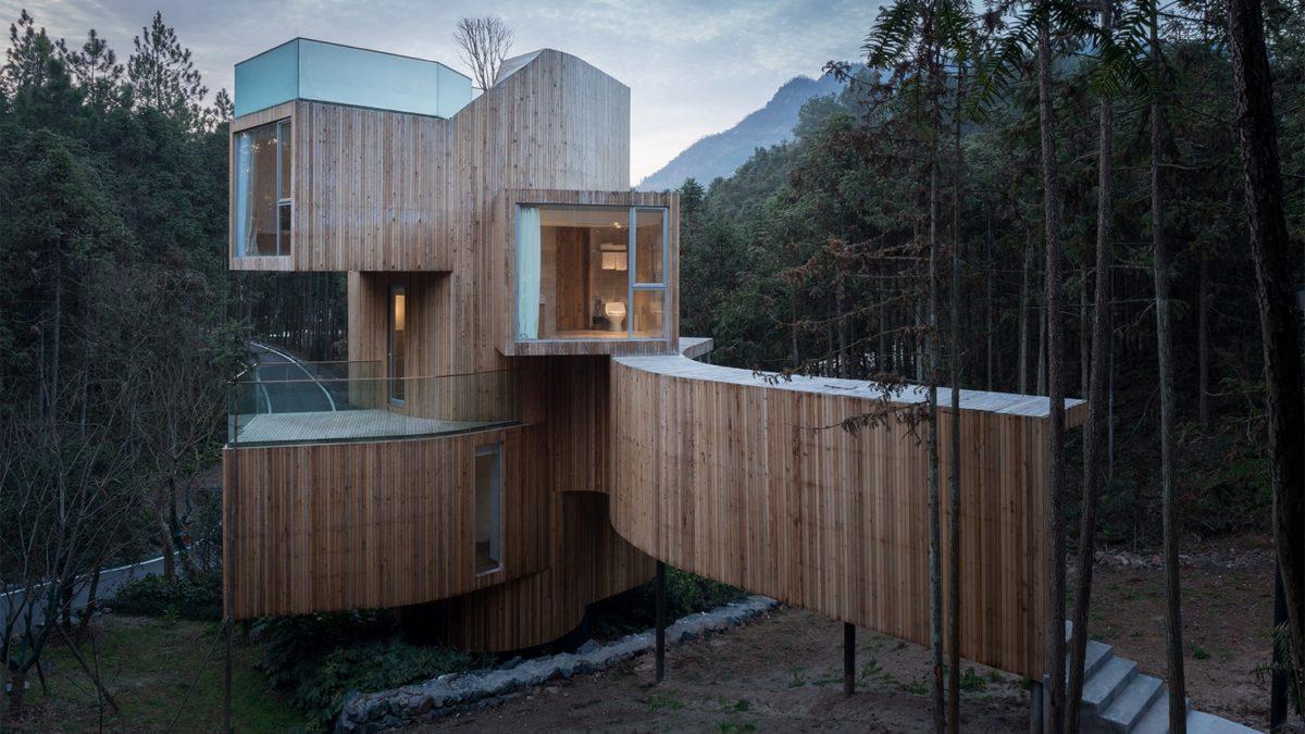 QIYUNSHAN TREE HOUSE