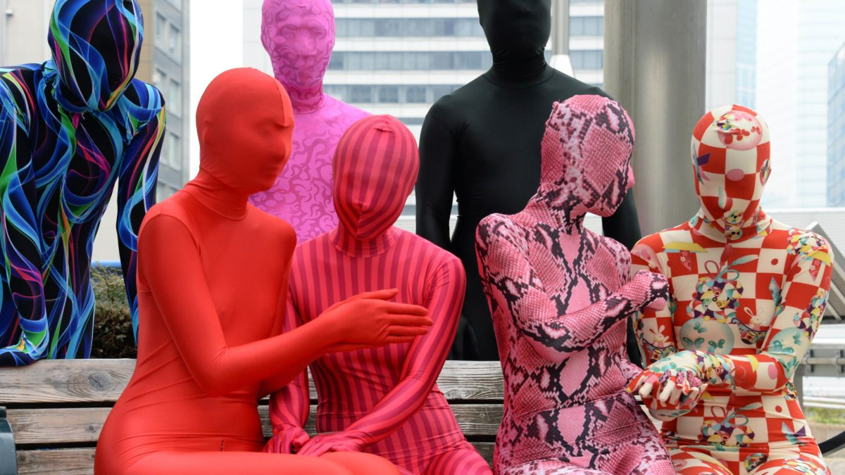 EXTREME FASHION – Zentai Movement