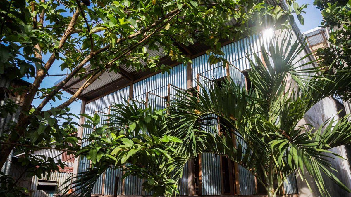 HOUSE IN CHAU DOC
