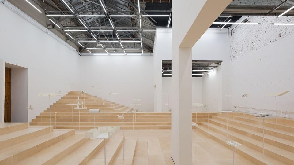 GREECE PAVILION_ Venice Architecture Biennale 2018