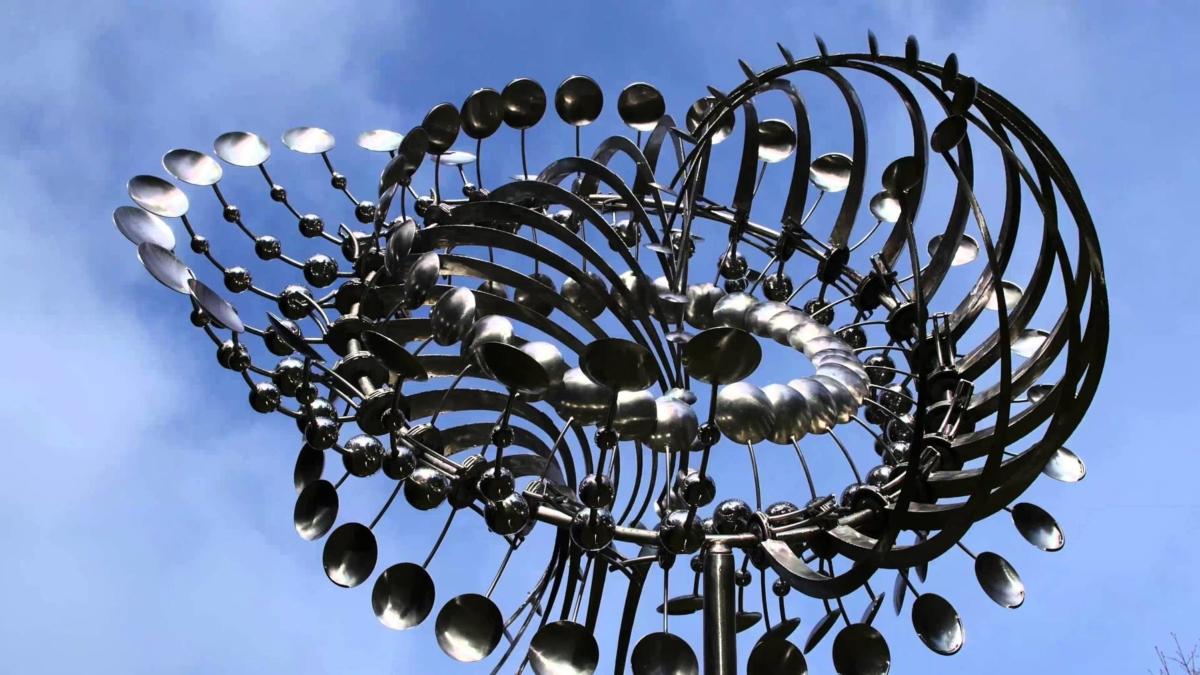 MOVING SCULPTURES_ Anthony Howe