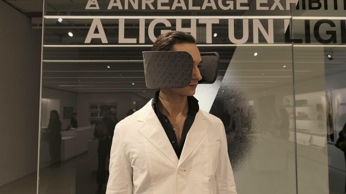 HUMAN BLINKERS?